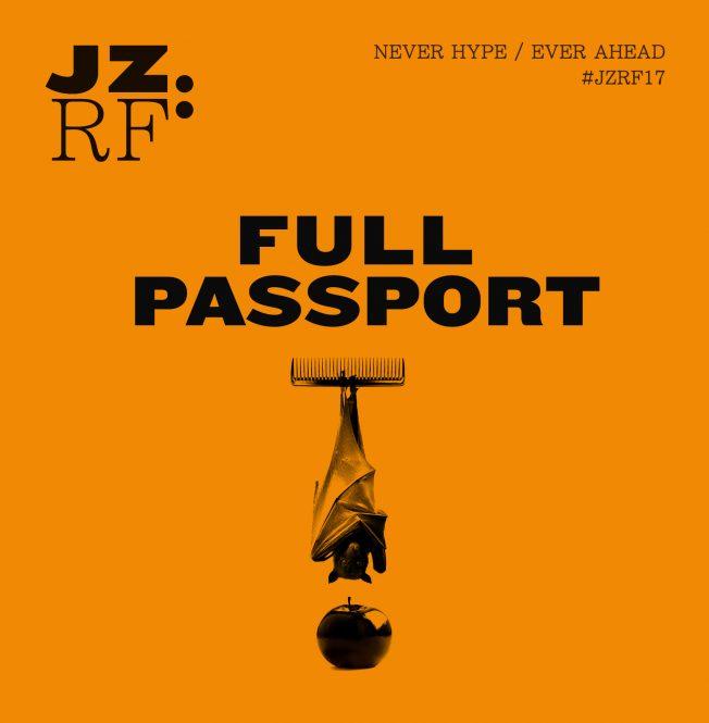 JZRF Full Passport
