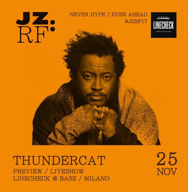 JZRF Preview - Thundercat